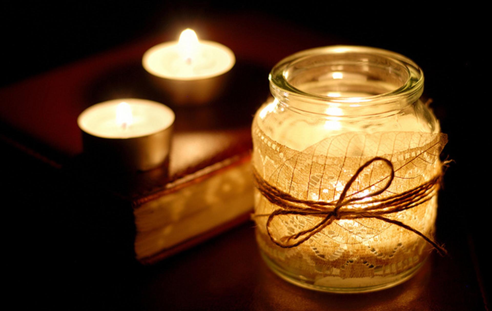 Healing Candles